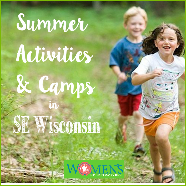 Great list of summer activities for kids in SE Wisconsin! More ideas at WomensBusinessWorkshop.com