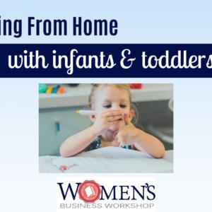 work from home tips for female entrepreneurs and homeschool moms