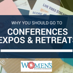 Why you should go to a conference this year