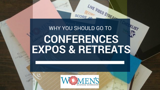 4 Reasons to Attend a Conference This Year