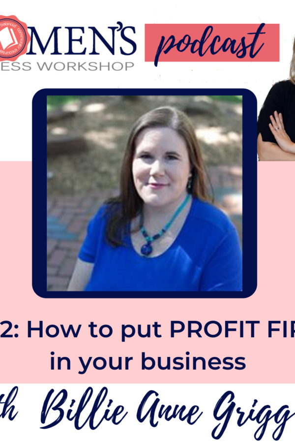 Profit First in your small business