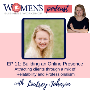 Building an online presence to attract and connect with clients