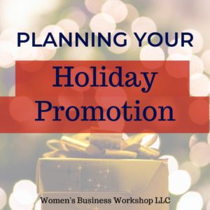 Holiday Planning and Posts