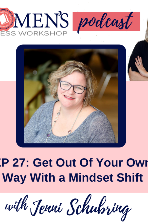 shift your mindset in your business