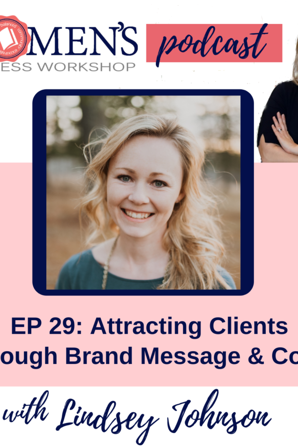 attracting new clients with brand message and client