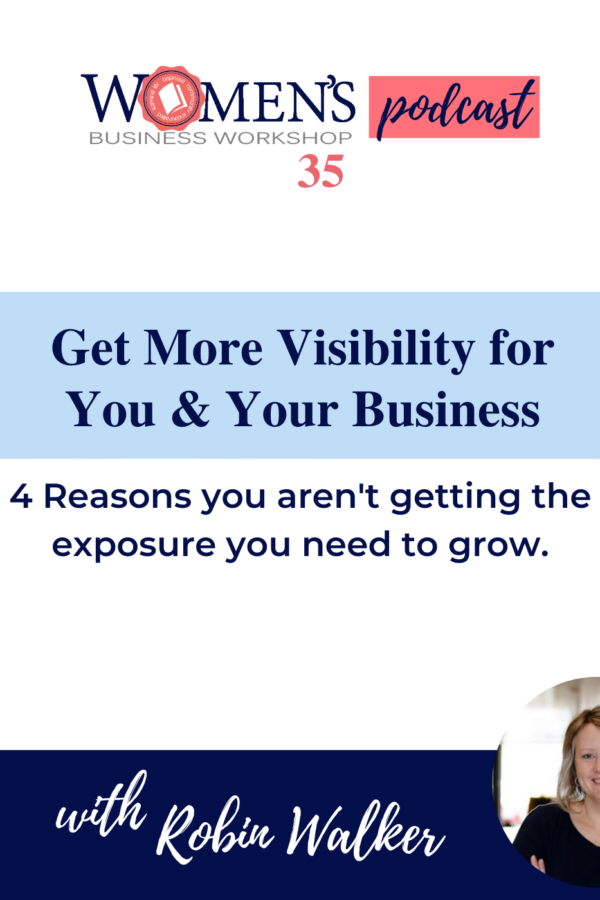 Get More Visibility for your business speaking podcasts articles press