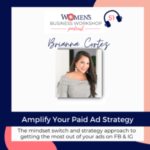 Paid ad strategy with Brianna Cortez