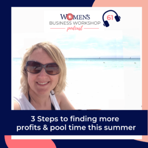 episode 61 find more profits and pool time this summer